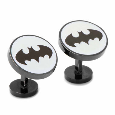 jcpenney.com | Batman™ Logo Glow-in-the-Dark Cuff Links