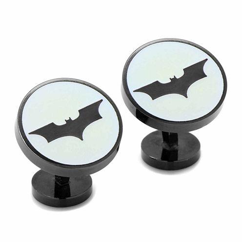 Batman™ Dark Knight Logo Glow-in-the-Dark Cuff Links