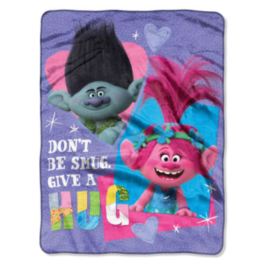 jcpenney.com | Trolls Throw