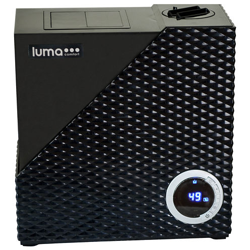 Luma Comfort HCW10B Cool Warm Mist Humidifier