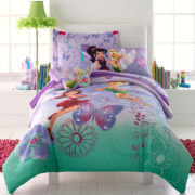 Disney® Fairies Sparkling Friendship Comforter & Accessories