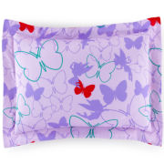 Disney Fairies Sparkling Friendship Standard Sham