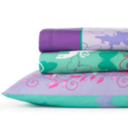 Disney Fairies Sparkling Friendship Sheet Set