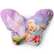 Disney Fairies Sparkling Friendship Butterfly Decorative Pillow