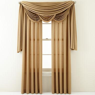 Window Treatment jcpenney valances window treatments : Royal Velvet Ally Window Treatments