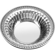 Wilton Armetale® Flutes and Pearls Snack Bowl