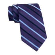 Stafford® Tighe Stripe Silk Tie