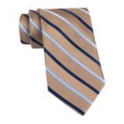 Stafford® Tighe Stripe Silk Tie