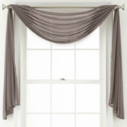 Royal Velvet® Lantana Window Scarf Valance