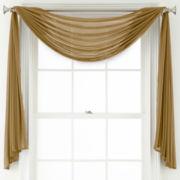 Royal Velvet® Lantana Window Scarf