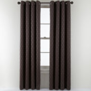 Studio™ Luna Grommet-Top Blackout Lined Curtain Panel