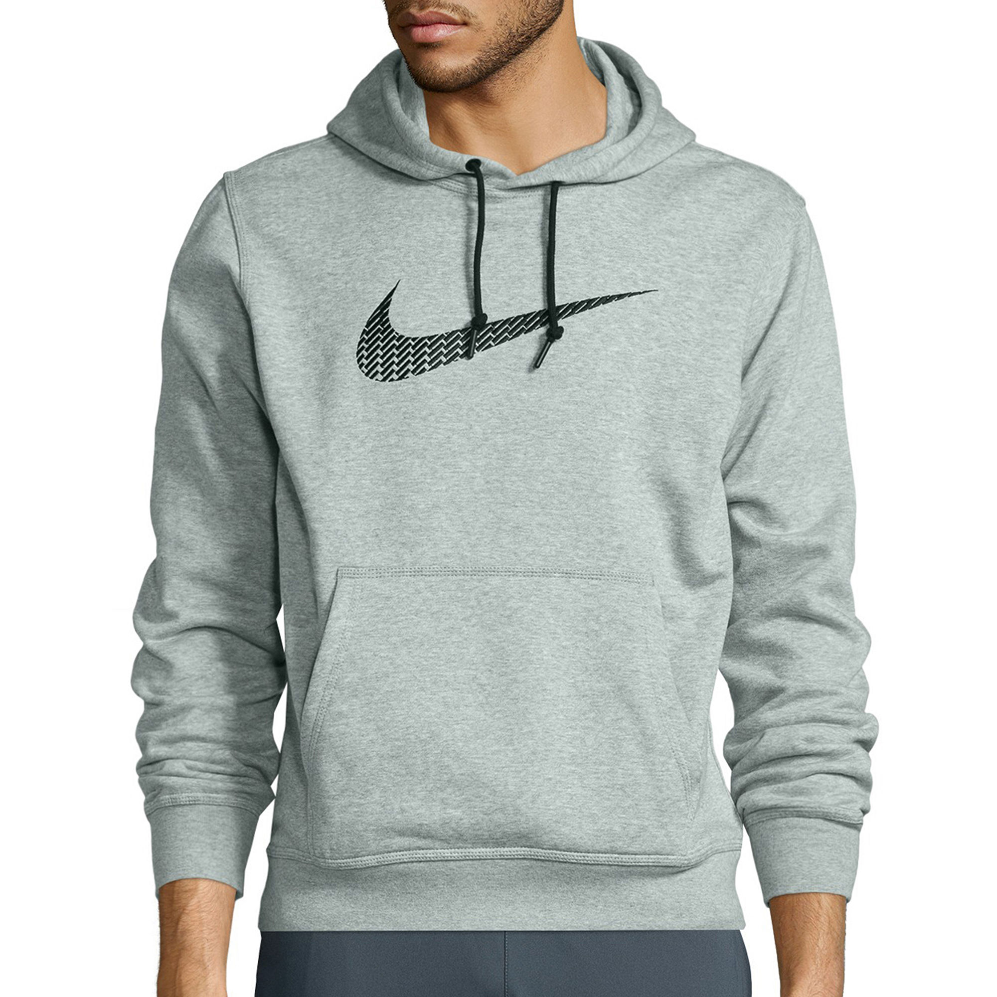cb355333bc2d ... UPC 885179687883 product image for Nike Club Swoosh Fleece Pullover  Hoodie