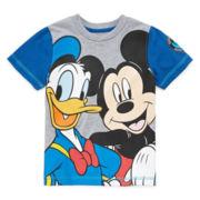 Disney Apparel by Okie Dokie® Graphic Tee - Toddler Boys 2t-5t