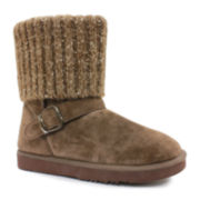 Lamo Hurricane Suede Fashion Boots