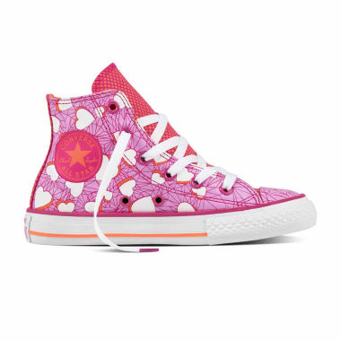 jcpenney.com | Converse Chuck Taylor All Star Hi Girls Sneakers - Little/Big Kids