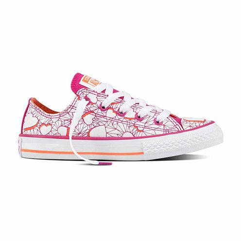 Converse Chuck Taylor All Star Hi Girls Sneakers - Little/Big Kids