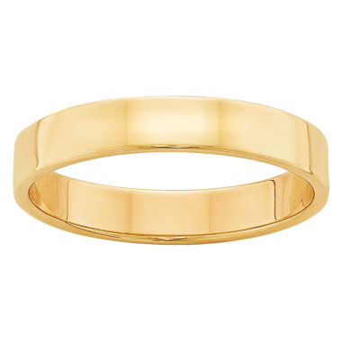 jcpenney.com | Personalized Mens 14K Gold Band