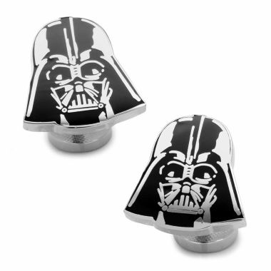 jcpenney.com | Star Wars® Recessed Matte Darth Vader Head Cuff Links