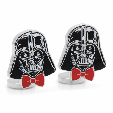jcpenney.com | Star Wars™ Darth Vader Bow Tie Cuff Links