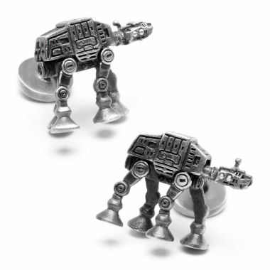 jcpenney.com | Star Wars® 3D Palladium AT-AT Walker Cuff Links
