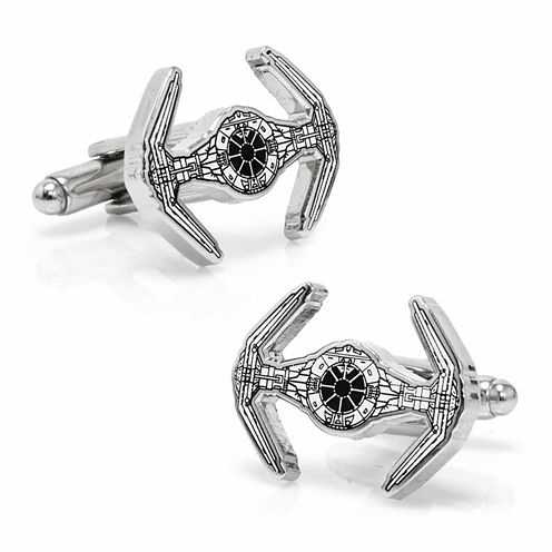 Star Wars® Darth Vader TIE Fighter Blueprint Cuff Links