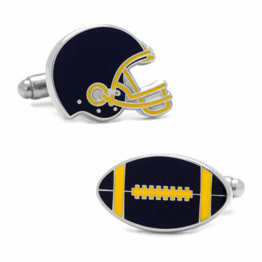 jcpenney.com | Varsity Football and Helmet Cuff Links