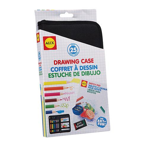 ALEX Toys Artist Studio Colored Pencil Case