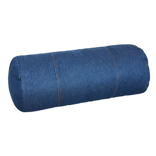 Karin Maki American Denim Bolster Pillow