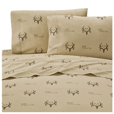 jcpenney.com | Bone Collector Bone Collector Sheet Set Twin Cotton/Polyster Sheet Set