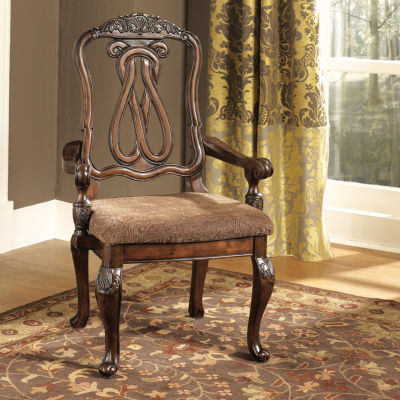 Signature Design by Ashley® North Shore Arm Chairs Set of 2