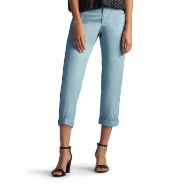 jcpenney.com | Lee Cropped Pants-Petites