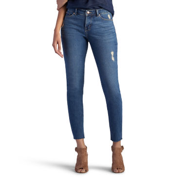 jcpenney.com | Lee® Midrise Ankle Jeans