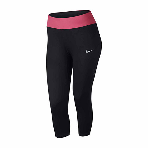 Nike Workout Capris Plus