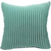 Esplanade Square Decorative Pillow