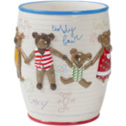 Creative Bath™ Little Friends Wastebasket