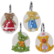 Creative Bath™ Little Friends Shower Curtain Hooks
