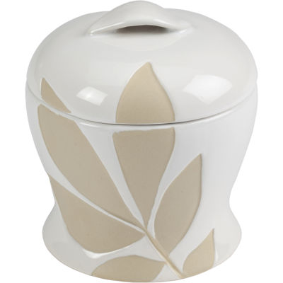 Creative Bath™ Shadow Leaves Jar