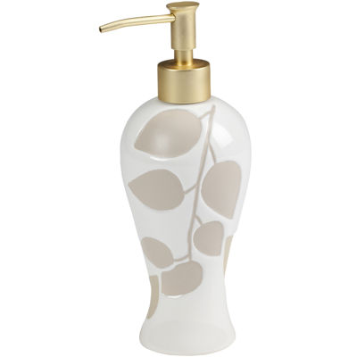 Creative Bath™ Shadow Leaves Soap Dispenser