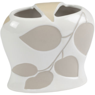 jcpenney.com | Creative Bath™ Shadow Leaves Toothbrush Holder