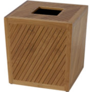 Creative Bath™ Spa Bamboo Tissue Holder