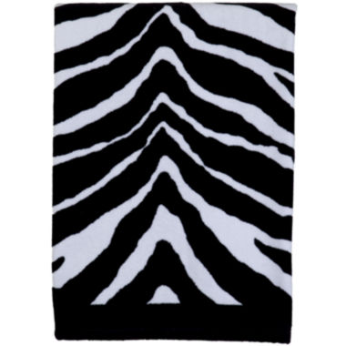 jcpenney.com | Creative Bath™ Zebra Bath Towels