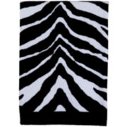 Creative Bath™ Zebra Bath Towels