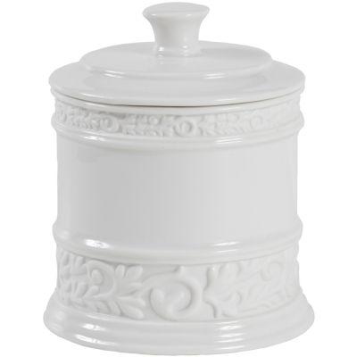 Creative Bath™ Cosmopolitan Ceramic Jar