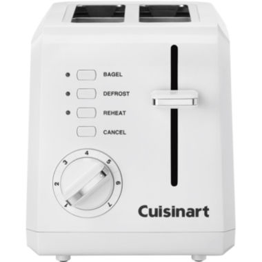 jcpenney.com | Cuisinart® 2-Slice Compact Toaster CPT-122
