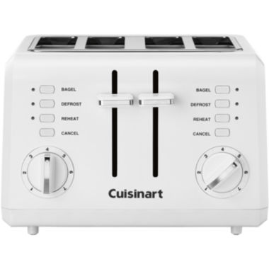 jcpenney.com | Cuisinart® 4-Slice Compact Toaster CPT-142