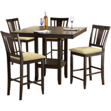 jcpenney.com | Arcadia 5-pc. Dining Set with Counter Stools