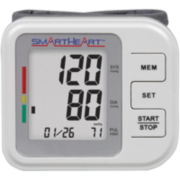Veridian SmartHeart Wrist Blood Pressure Monitor