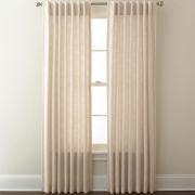 Saturn Back-Tab Curtain Panel