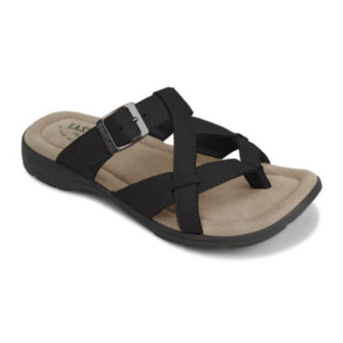 jcpenney.com | Eastland® Pearl Womens Leather Sandals
