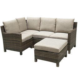 Outdoor Oasis Gabriel 5-pc. Sectional